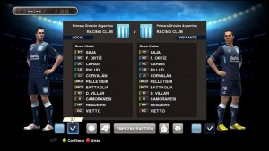 Download PES 2013 Racing de Avellaneda 14-15 Kits by Fraday00