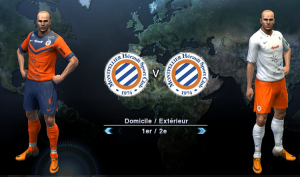 Download Montpellier HSC 14-15 Kits PES 2013 by Auvergne81