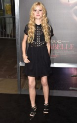 "Katherine McNamara - ""Annabelle"" screening in Hollywood 9/29/14"