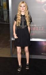 "Katherine McNamara - ""Annabelle"" screening in Hollywood 9/29/14"