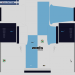 Download PES 2014 Blackburn Rovers 14-15 Kits by Tunevi