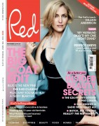 Gillian Anderson - Red Magazine November 2014
