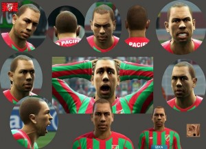Download PES 2013 Carlos Eduardo de Souza Floresta (Kahê) Face by emre