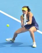 Agnieszka Radwanska - 2nd round of 2014 China Open in Beijing September 30-2014 x6