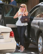 Reese Witherspoon - meets her husband at Bouchon Bistro in Beverly Hills October 2-2014 x21