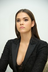 Maia Mitchell - 'The Fosters' Press Conference in Beverly Hills 9/30/14
