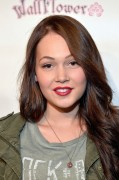 Kelli Berglund - attend Wallflower Jeans Fashion Night Out 10/06/14