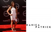 Danica Patrick : Hot Widescreen Wallpapers x 6