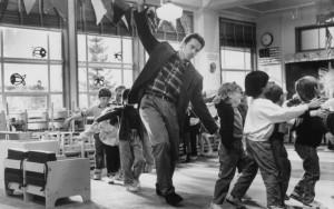 Детсадовский полицейский / Kindergarten Cop (Арнольд Шварценеггер, 1990).  29c415356582351