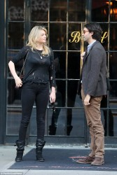 Kate Upton - out in New York City 10/8/14