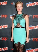 Rebecca Romijn - 2014 New York Comic-Con: Day 2 10/10/14