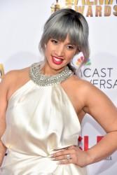 Dascha Polanco - 2014 NCLR Alma Awards in Pasadena 10/10/14
