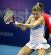 Camila Giorgi semifinal the Generali Ladies Linz October 11-2014 x6
