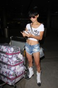 Bai Ling seen during her birthday weekend at LA Airport October 12-2014 x40