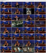 Jennifer Garner @ Conan | October 14 2014