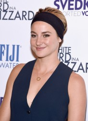 "Shailene Woodley - ""White Bird In A Blizzard"" Screening in NYC 10/15/14"