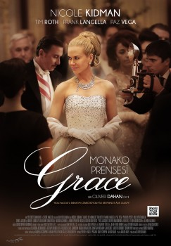 Monako Prensesi Grace / Grace of Monaco (19.09.2014)