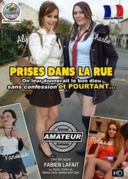 Prises Dans La Rue Cover