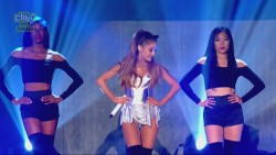 Ariana Grande - Problem & Break Free Radio 1's Teen Awards 2014 1080i