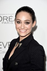 Emmy Rossum - ELLE's 21st Annual Women In Hollywood Celebration 10/20/14