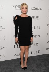 Kaley Cuoco - ELLE's 21st Annual Women In Hollywood Celebration 10/20/14