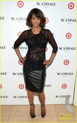 Halle Berry - Unveiling her new lingerie line Scandale Paris in NYC 10/23/14