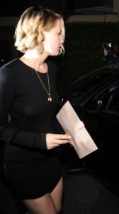 Jennifer Lawrence out and about candids 36