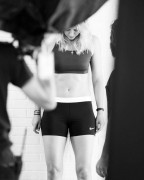 Maria Sharapova - Working Out for a Nike Photoshoot - July 2014 x19