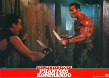 Коммандо / Commando (Арнольд Шварценеггер, 1985) 25bae2360539014