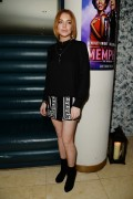 Lindsay Lohan - 'Memphis' Press Night Arrivals in London October  23-2014 x4