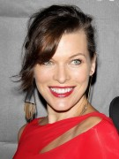 Milla Jovovich - amfAR LA Inspiration Gala in Hollywood October 29-2014 x15