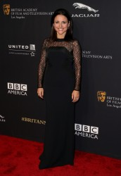 Julia Louis-Dreyfus - BAFTA Los Angeles Jaguar Britannia Awards in Beverly Hills 10/30/14