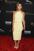 Jenna-Louise Coleman - BAFTA-LA Jaguar Britannia Awards, Beverly Hills, 30-Oct-14