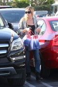 Denise Richards seen shopping at Fred Segal on Melrose in West Hollywood November 1-2014 x11