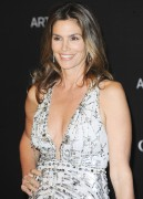 Cindy Crawford - LACMA Art + Film Gala in Los Angeles 01-11-2014