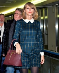 Taylor Swift at Narita International Airport 11/4/14