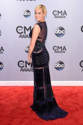 Kellie Pickler - 48th Annual CMA Awards in Nashville 11/5/14