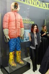 Vanessa Hudgens - Eddie Bauer Store Opening in NYC 11/5/14