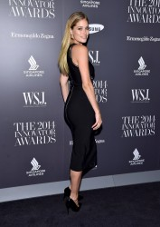 Doutzen Kroes - 'Innovator of the Year' Awards in NYC 11/5/14