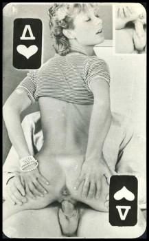 старые черно белые фото карты порно словом, фильм