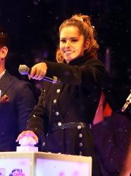Cheryl Fernandez-Versini Cole Switches on the Oxford Street Christmas Lights in London 06/11/2014 48