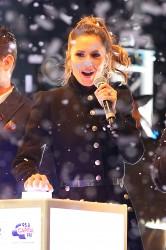 Cheryl Fernandez-Versini Cole Switches on the Oxford Street Christmas Lights in London 06/11/2014 40