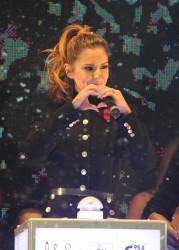 Cheryl Fernandez-Versini Cole Switches on the Oxford Street Christmas Lights in London 06/11/2014 32