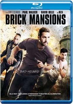 Brick Mansions 2014 EXTENDED m720p BluRay x264-BiRD