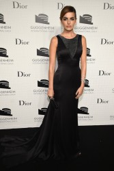 Camilla Belle - Guggenheim International Gala Dinner in NYC 11/6/14