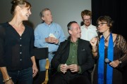 Alexandra Paul - 'Love Thy Nature' Premiere, Hollywood Film Festival 18.10.2014 (c-thru to bra)