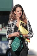 Jessica Alba - out in Brentwood November 7-2014 x23