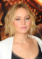 "Jennifer Lawrence - ""The Hunger Games: Mockingjay Part 1"" Photocall in London 11/9/14"