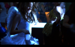 Kay Panabaker - CSI S09E04 - Nightclub angel outfit