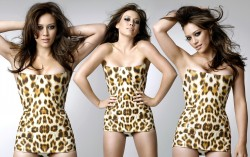Hilary Duff, Jane Levy, Rihanna (Wallpaper) 4x